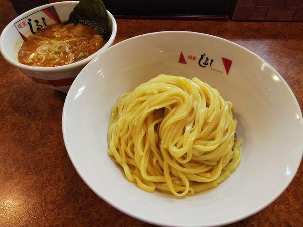 「味噌つけ麺」@麵屋 しるしの写真