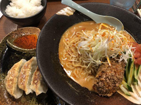 「冷やしタンタン麺」@麺場 田所商店 熊谷銀座店の写真