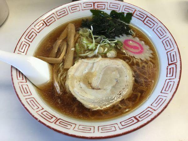 「ラーメン」@東武ラーメンの写真
