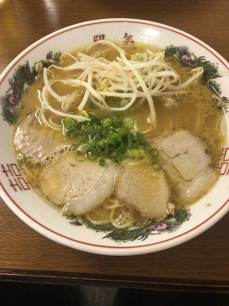 「中華そば(600円)」@陽気 大手町店の写真