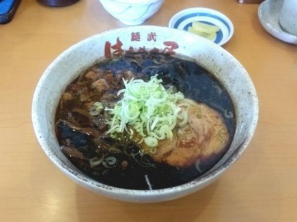 「醤油ラーメン」@麺武 はちまき屋の写真