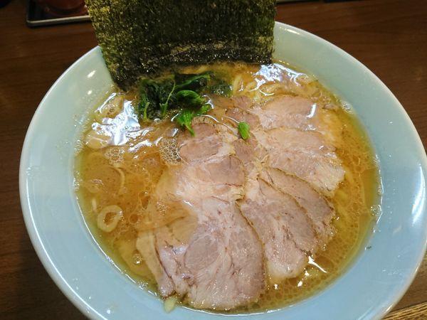 「チャーシュー麺 ¥900(全部普通)」@寿々㐂家 曙町店の写真