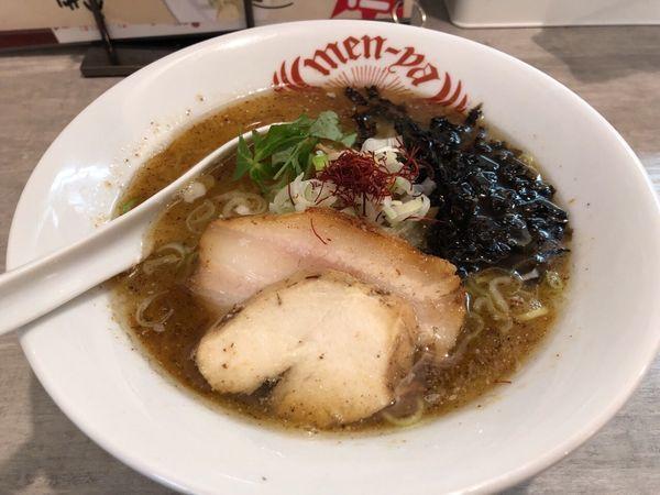 「さば塩ラーメン」@らーめん酒場 福籠 通町店の写真