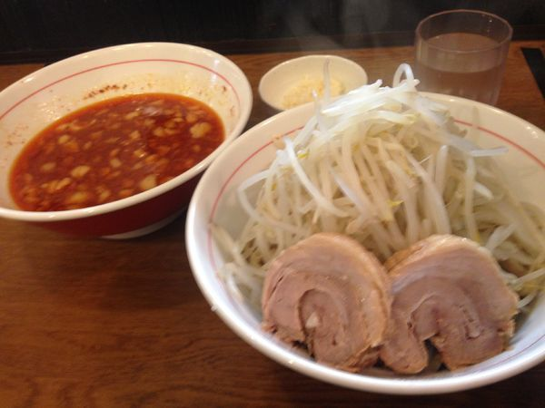 「つけ麺」@眞久中の写真