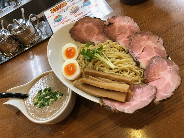 「うるとらつけ麺」@あいつのラーメン かたぐるまの写真