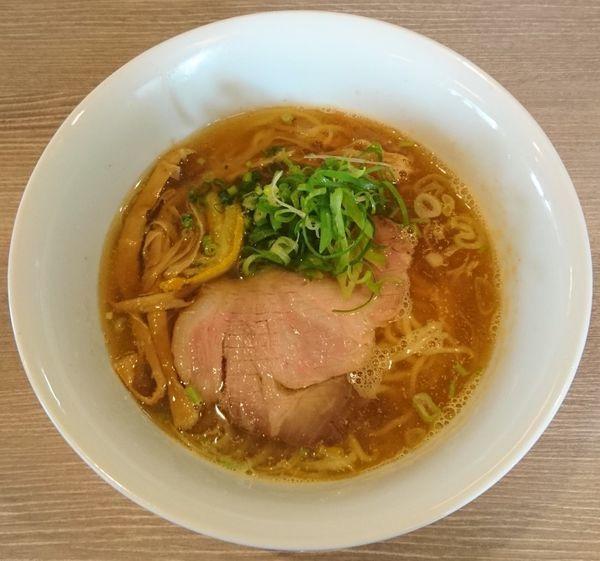「三位一体(煮干し×帆立×アサリ)」@中華そば 和渦 TOKYOの写真