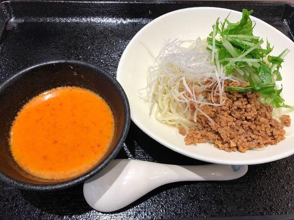 「冷やし担々麺(950円)」@南国酒家 広東麺飯房 守谷サービスエリア店の写真