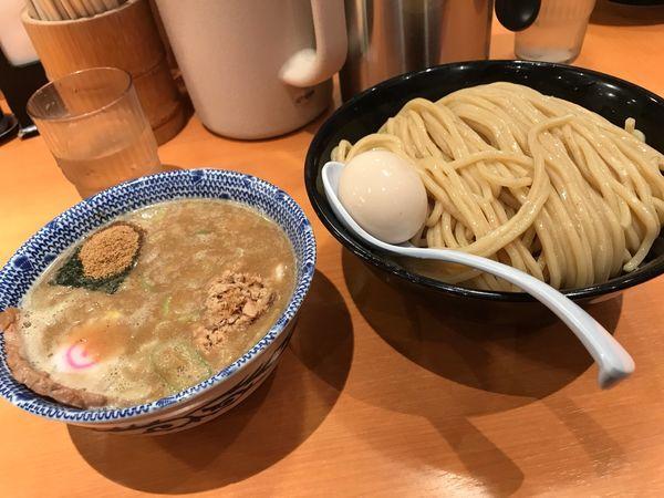 「特製つけ麺(特盛)」@六厘舎の写真