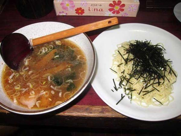 「つけ麺 550円」@長崎ちゃんぽん 長崎亭の写真