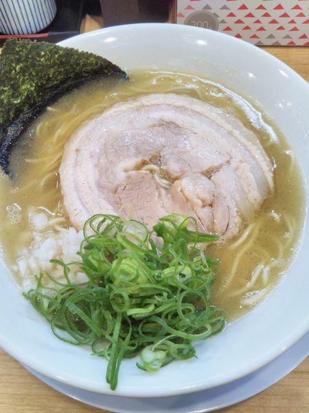「鶏白湯ラーメン750円」@麺屋 瑞風の写真