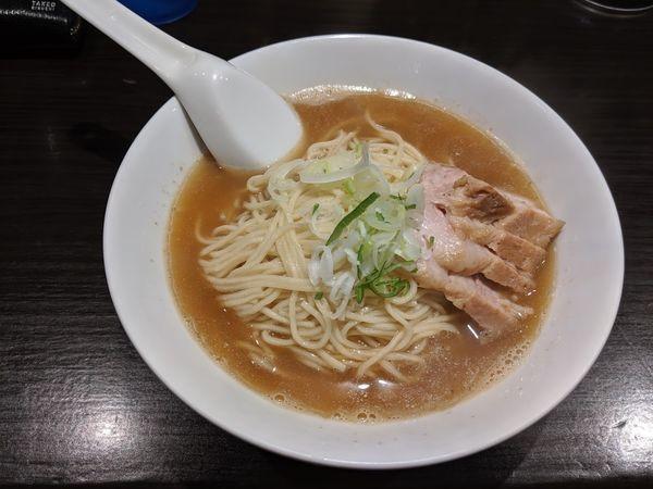 「ラーメン」@自家製麺 伊藤 銀座店の写真