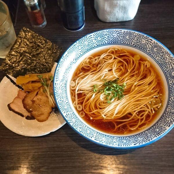 「鶏だし醤油ラーメン」@麺処 ほん田 nijiの写真