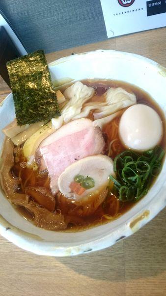 「すぺしゃる鶏'んあらもーど  1200円」@麺屋 椿丸の写真
