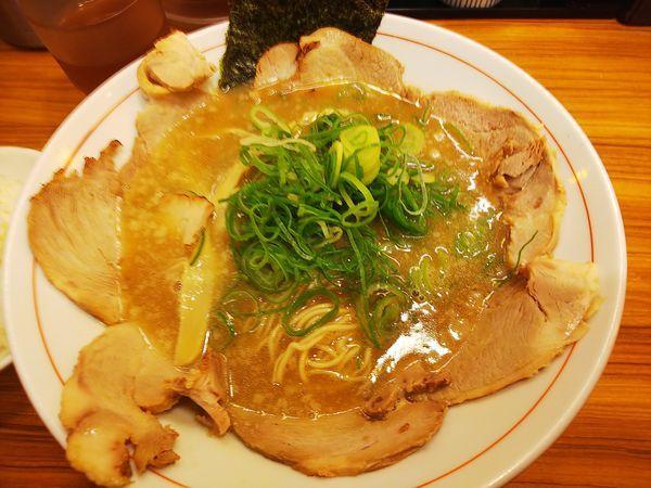 「チャーシュー麺 910円」@豚骨屋の写真