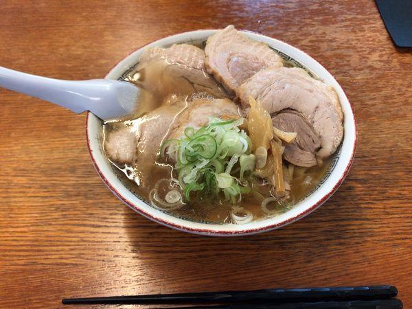 「チャーシュー麺」@森田屋 東店の写真