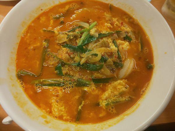 「大宮担々麺」@中華食堂 日高屋 小田急マルシェ永山店の写真