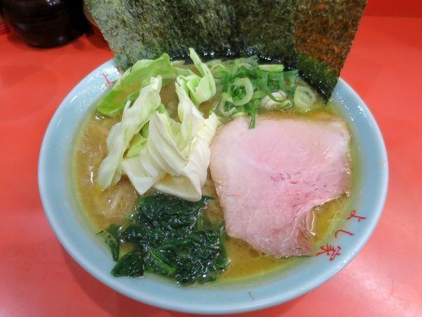 「ラーメン 750円 ※普通/普通/普通」@よし家の写真