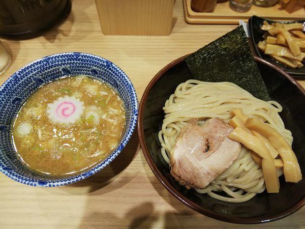 「つけ麺 小(¥630)」@舎鈴 JRさいたま新都心ビル店の写真