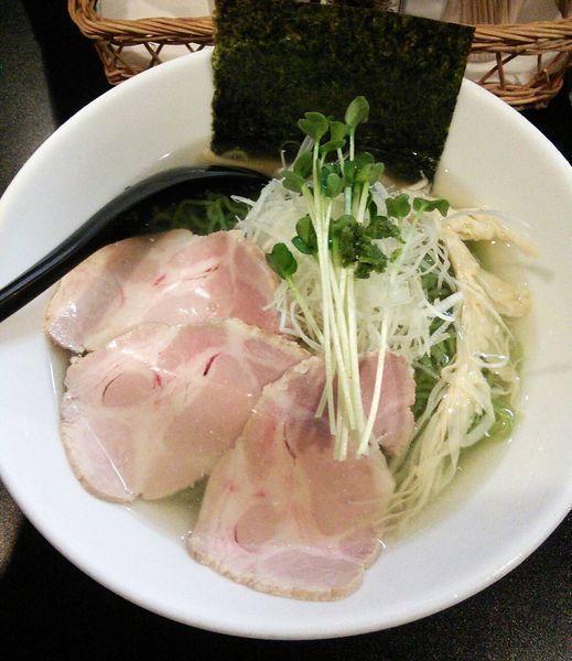 「【限定】青唐辛痛冷麺 900円」@麺や 勝治の写真