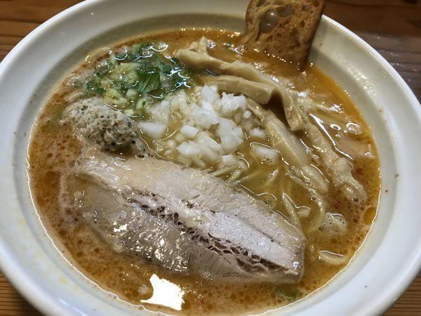 「鶏醤油」@はりけんラーメン 南店の写真