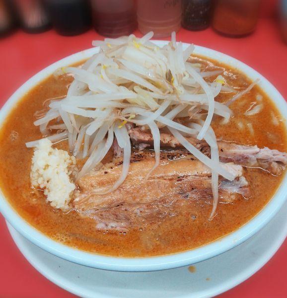 「担々麺」@ぬ〜どる専門店 バカみたいに愛してたの写真