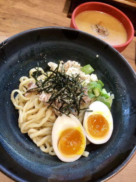 「【気まぐれ限定】生姜マゼ味噌つけSOBA」@麺家 Shumen Doushiの写真