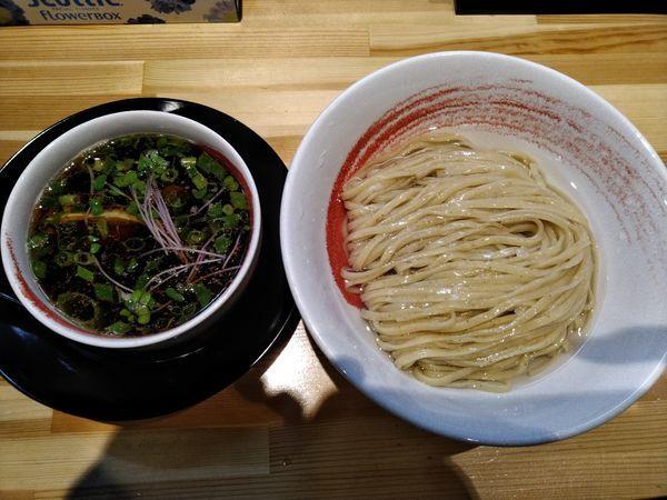 「昆布水つけ麺」@麺や 凛の写真