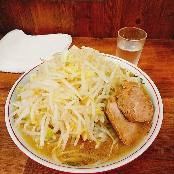 「小(野菜ダブル)」@ラーメン二郎 品川店の写真