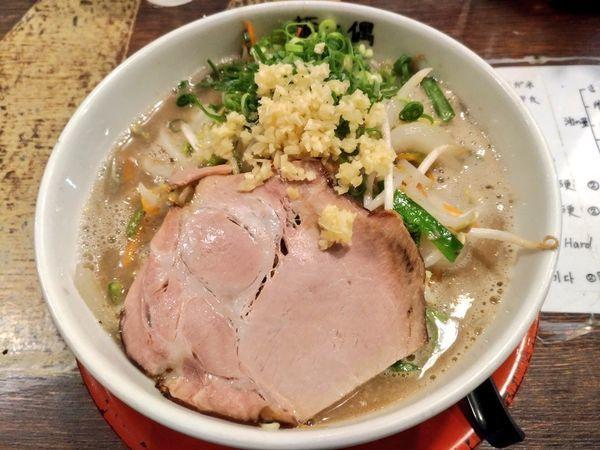 「ちゅら塩タンメン」@麺や偶 もとなり 久茂地店の写真