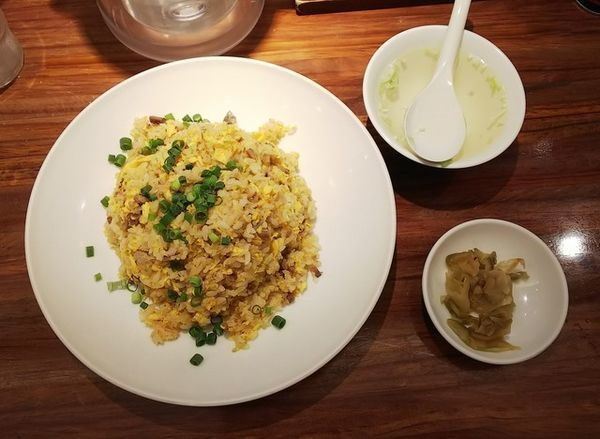 「チャーハン810円」@山形五十番飯店 上海厨房 嶋店の写真