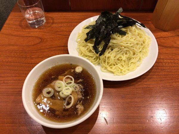 「ざるらあめん(1000円)」@らあめん 満来の写真