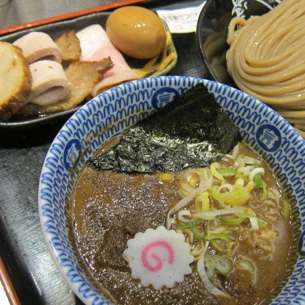 「全部乗せつけめん(大盛)1,590円」@松戸富田麺絆の写真
