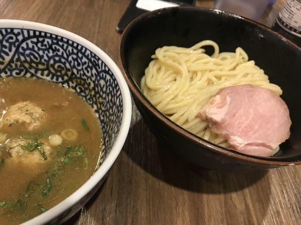 「濃厚魚介沾麵 300台湾ドル」@麺屋 一燈 ITTO 台湾店の写真