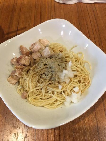「朝の純愛(温)」@麺&cafe Coi.Coi.の写真