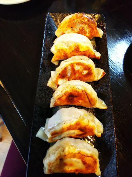 「カレー餃子」@麺や 笑 ~Sho~の写真