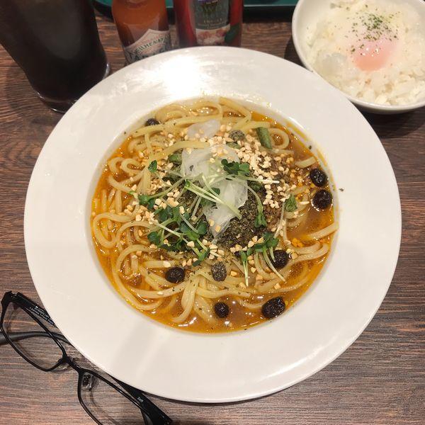 「大阪スパイスカレーパスタ」@PRONTO アトレ川崎店の写真