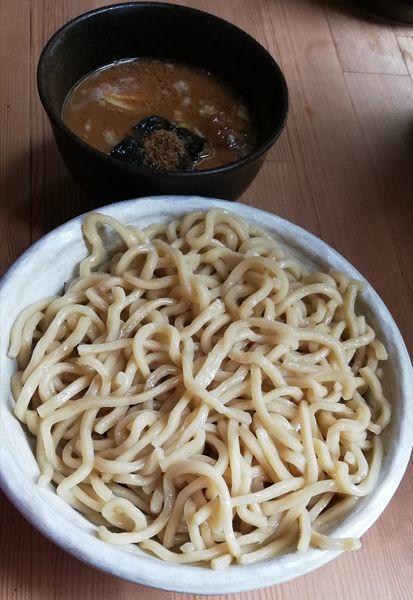 「つけ麺 中盛り」@えびすらーめんの写真