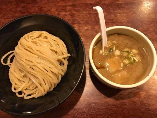 「つけめん 2号」@麺堂 稲葉の写真