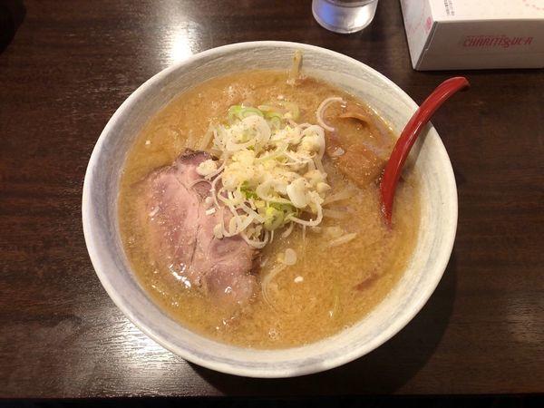 「濃厚味噌ラーメン」@麺屋 中邑の写真