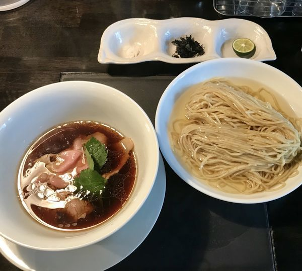 「昆布水の淡麗つけ麺」@KaneKitchen Noodlesの写真