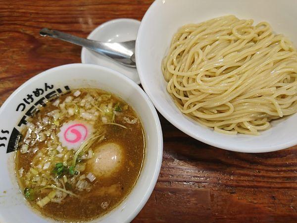 「味玉つけめん(910円)」@つけめんTETSU さいたま特別版の写真