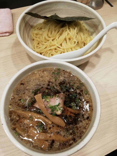「つけ麺」@らーめん はな火屋の写真