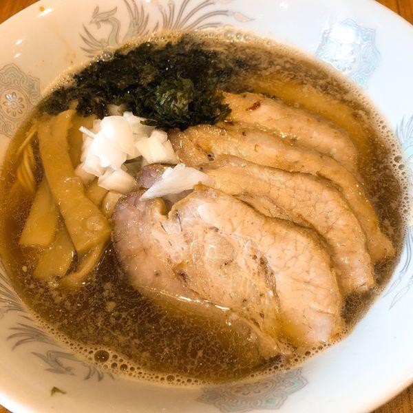 「チャーシュー麺 ¥700」@麺&cafe Coi.Coi.の写真
