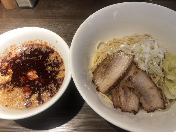 「広島風つけ麺・普通・並(860円)」@らあめん 広の写真