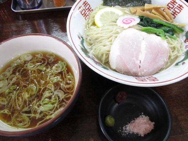 「和風昆布水つけ麺(限定) 「900円」」@麺処 むら井の写真