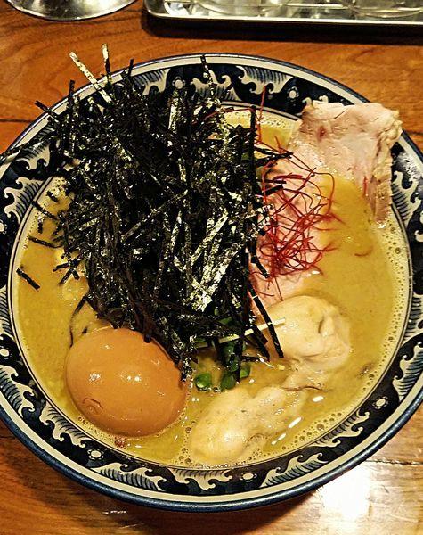 「佐市麺 1150円」@麺や佐市の写真