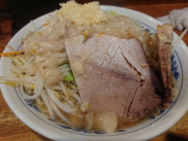 「豚麺 普通」@飯田橋大勝軒の写真