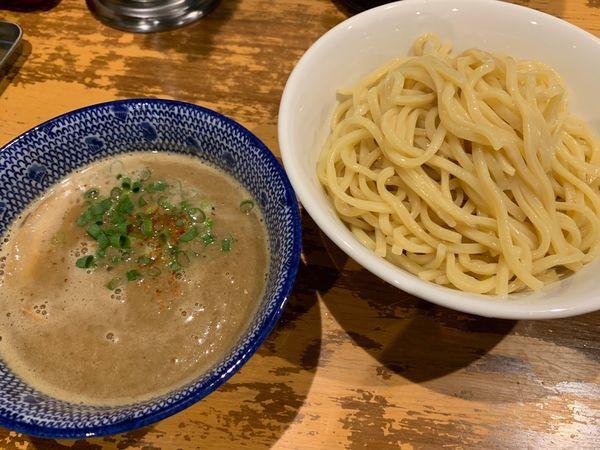 「豚骨魚介つけ麺」@麺屋 BONCHIの写真
