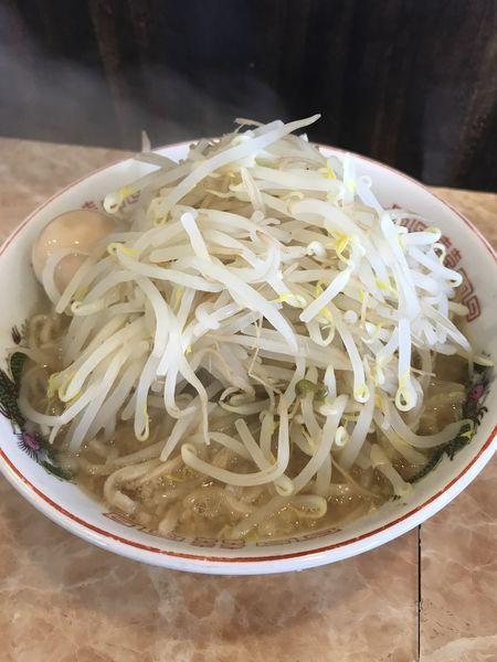 「ラーメン中 野菜マシ」@肉汁らーめん 公 kimiの写真