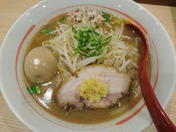 「スタミナ味噌 ¥860」@拉麺 大公の写真